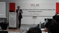View the album Seminar - Article 10A and Suo Motu Jurisdiction